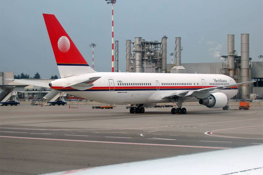 Meridiana Airlines Based In Sardinia Will Add Miami