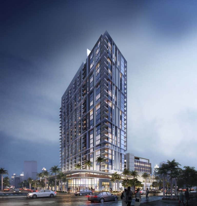 Another Apartment Tower Is About To Begin Construction In