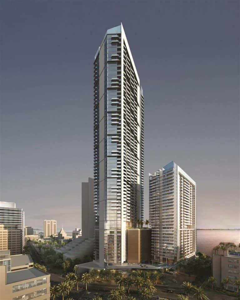 Aimco Files With FAA To Build 751-Foot Apartment Tower At