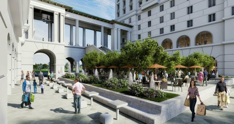 Gables Station Will Have An Outdoor 'Urban Living Room ... on Urban Living Outdoor id=99114